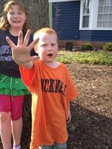 Interpediatrician on children skin concern
